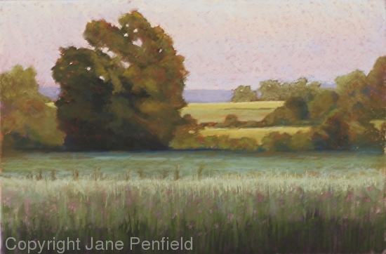 Plein Air Pastels Workshop