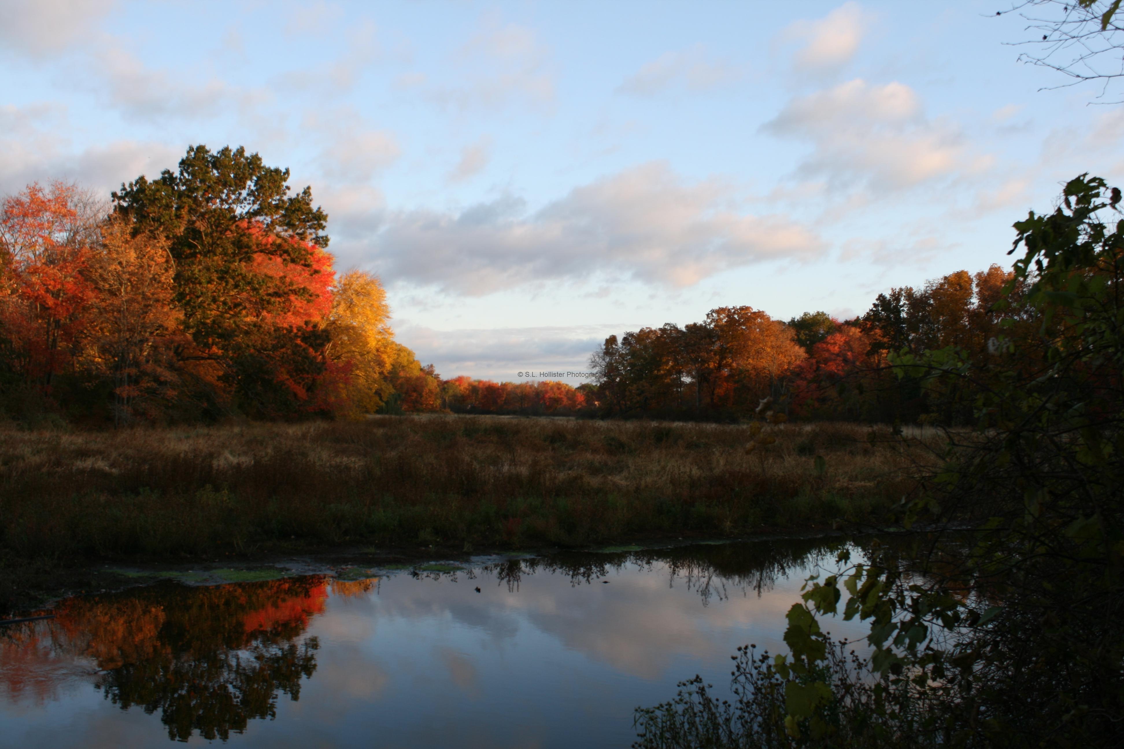 Hockanum River Trail Vernon