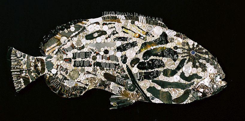 Black Grouper Sarah Schneiderman