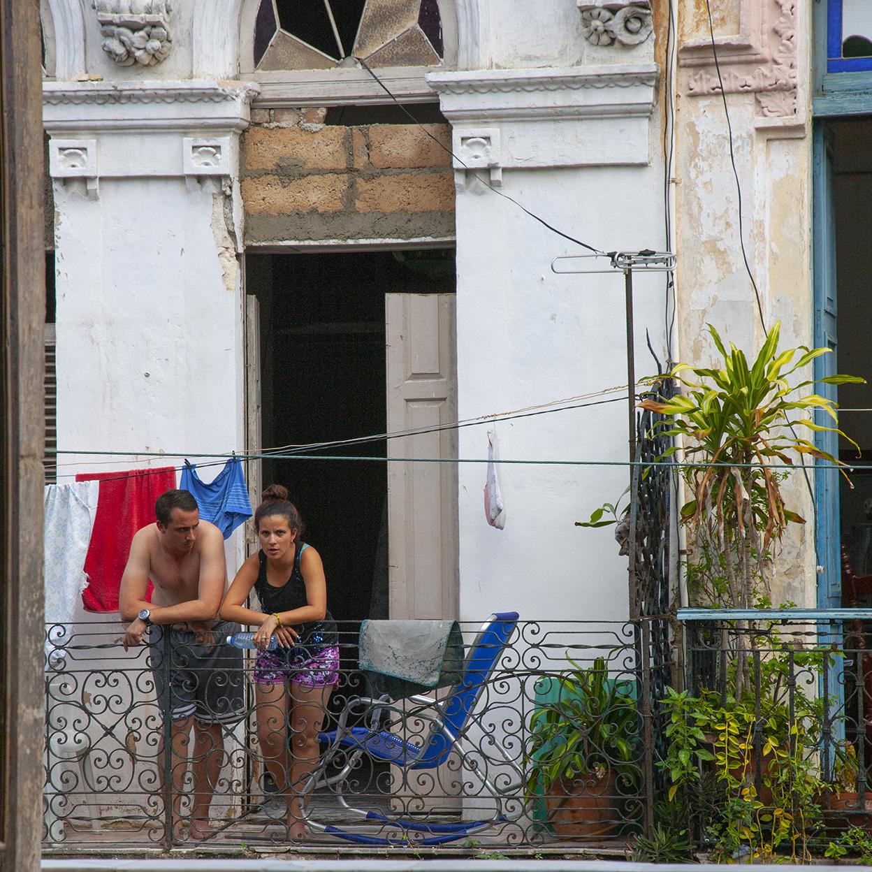Balcony Havana