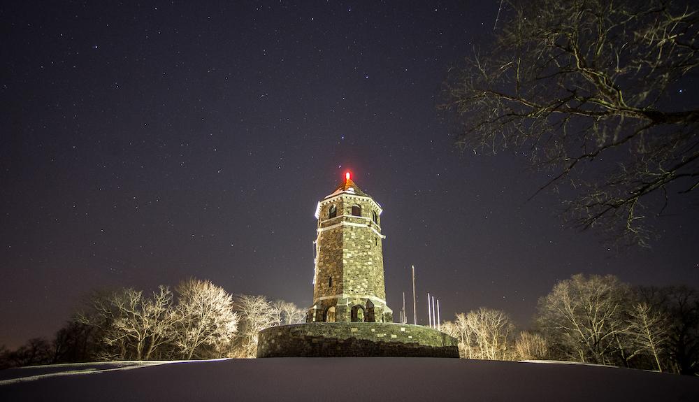 Fox Tower Night Photography Workshop
