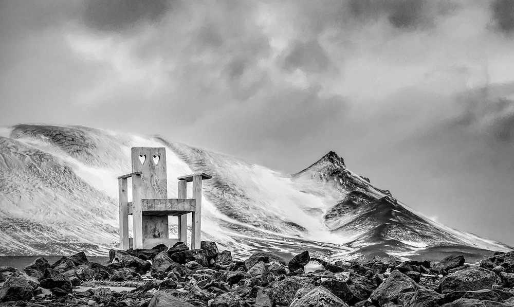 Isolation In Iceland, photography