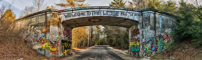 GraffitiBridge, photography