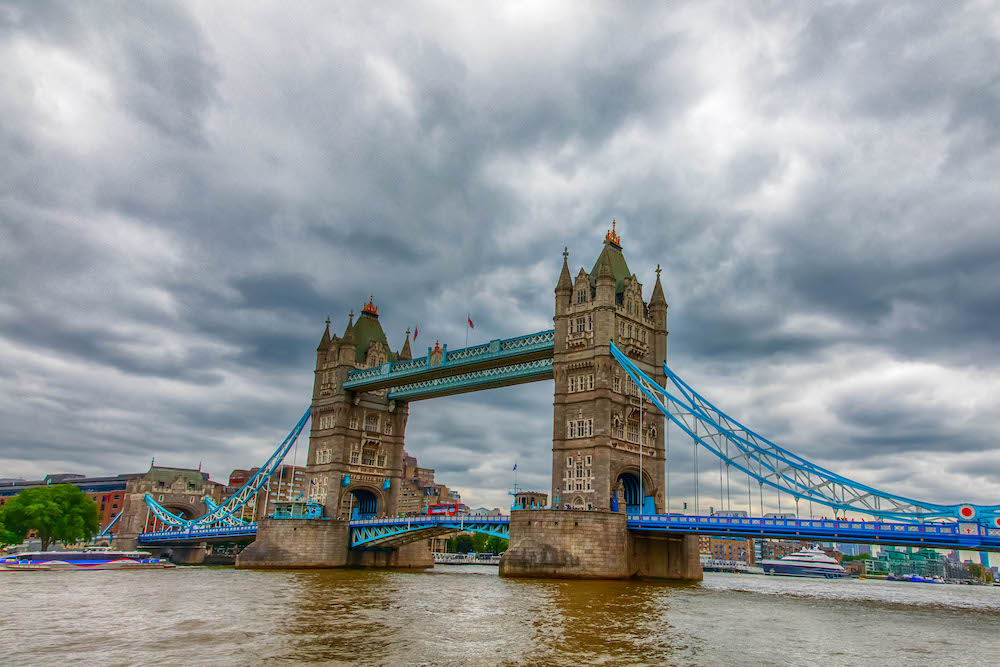 Tower Bridge, photography