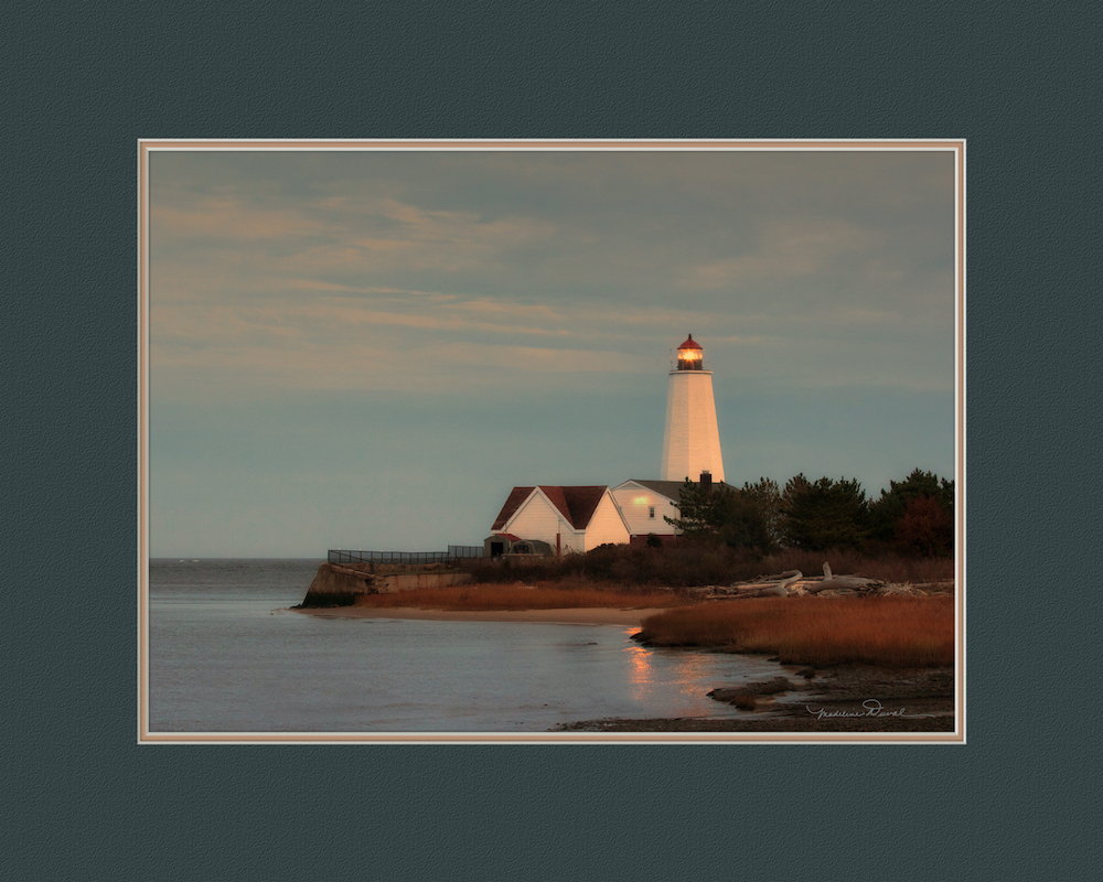 Lynde Point Light, photography