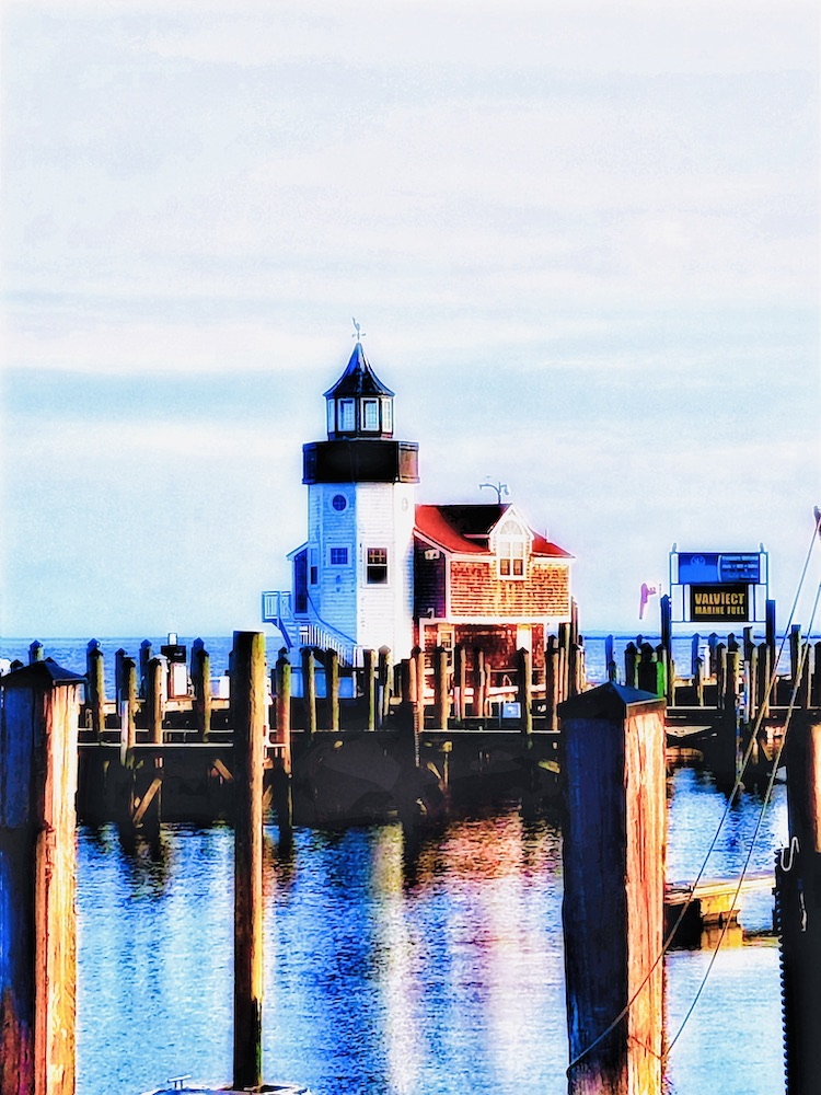 Old Saybrook Pier, photography