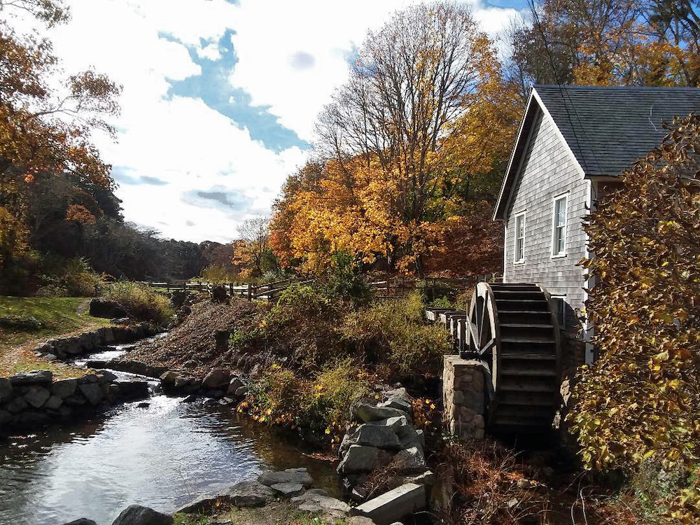 Grist Mill, photography