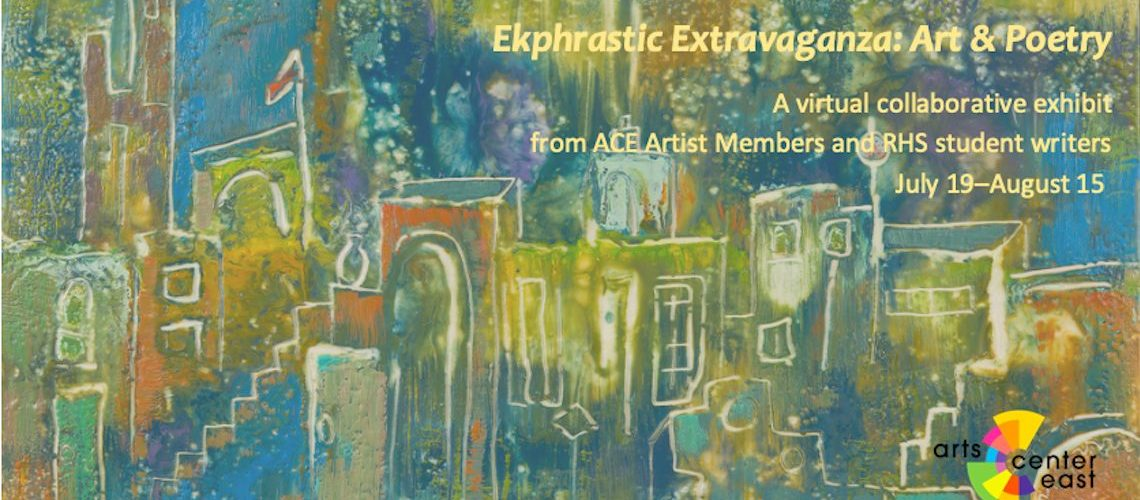 Ekphrastic Extravaganza: Art & Poetry
