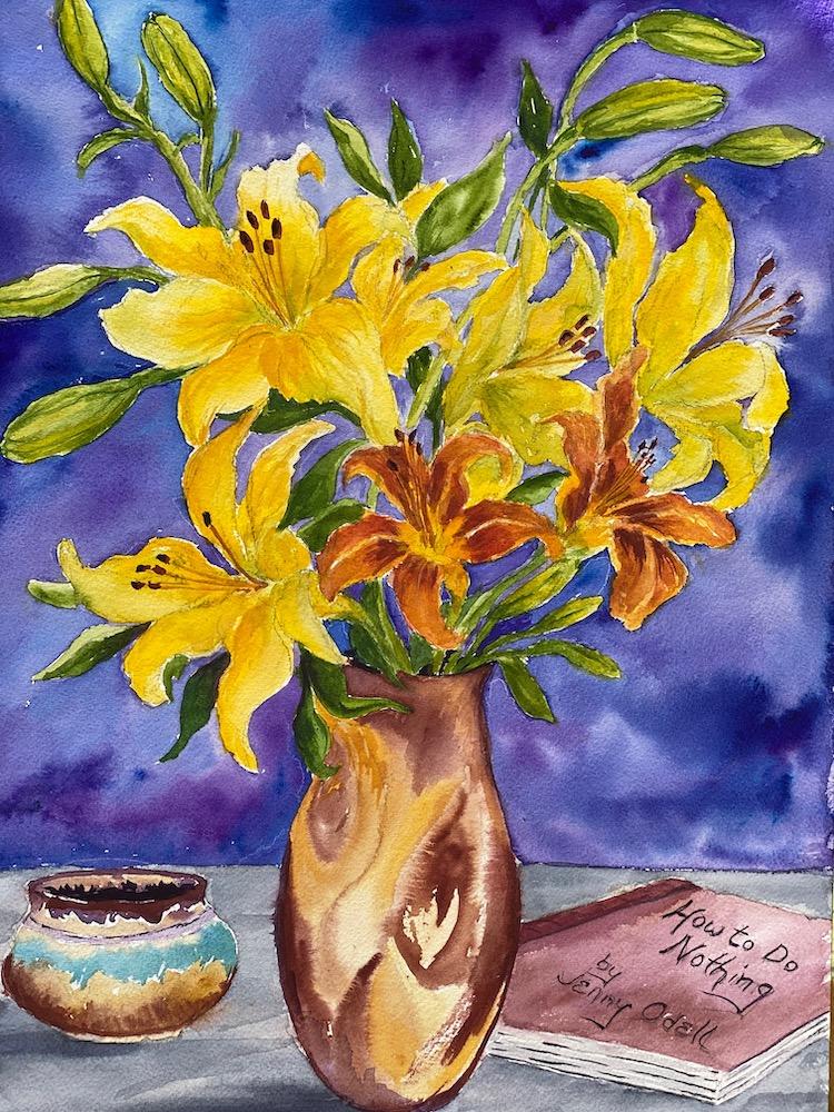 Ann_Williams_Joyous Lilies
