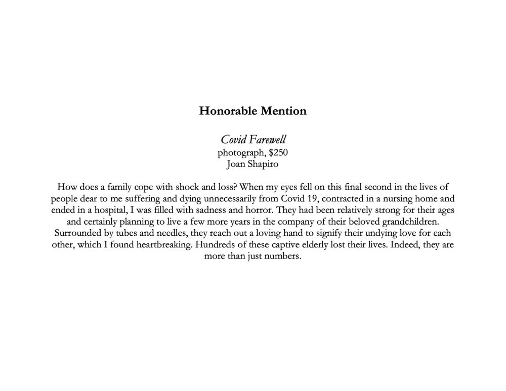 Covid Farewell description