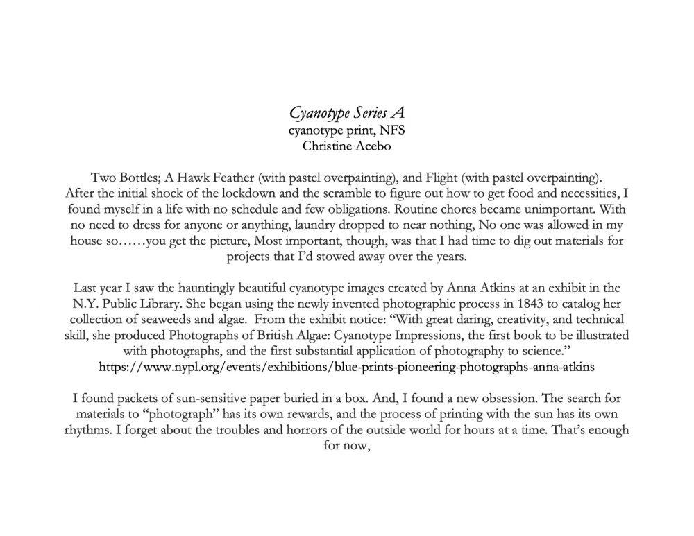 Cyanotype description