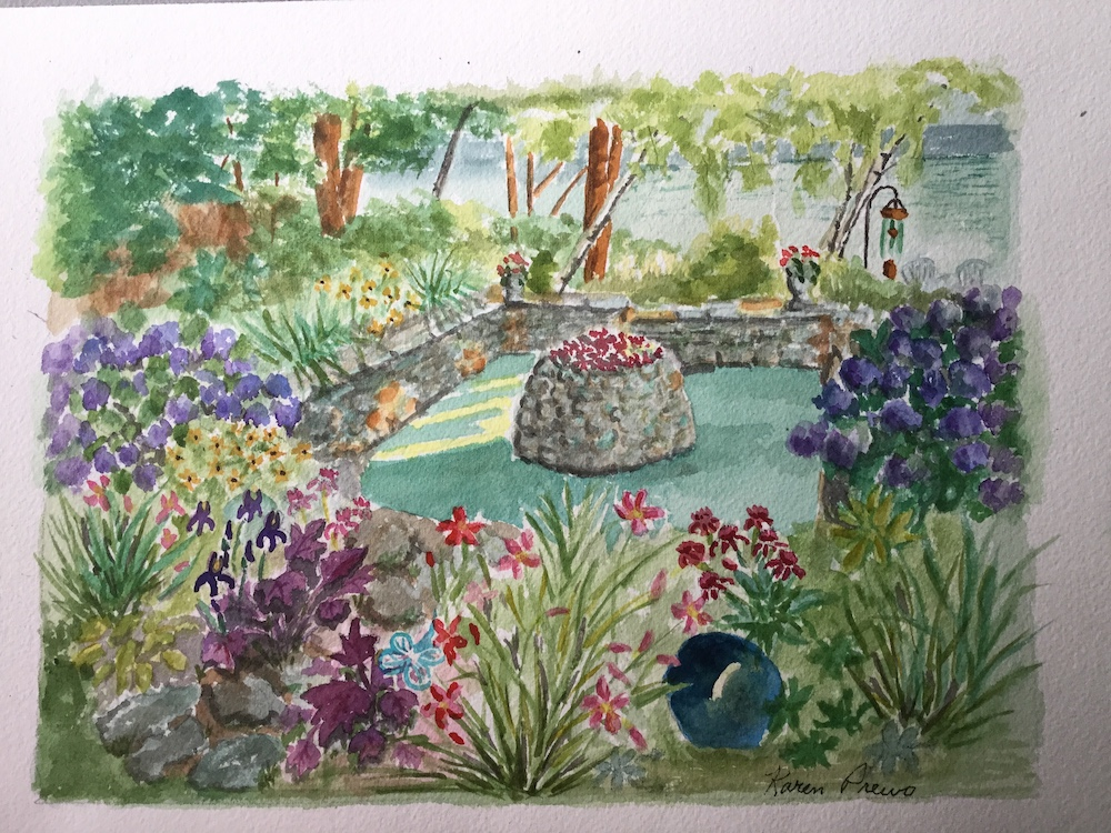 Karen_Prewo_Garden View