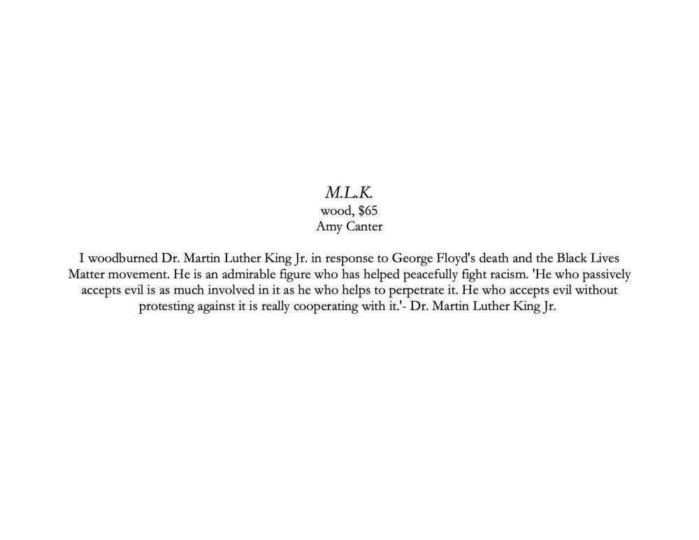 M.L.K. description